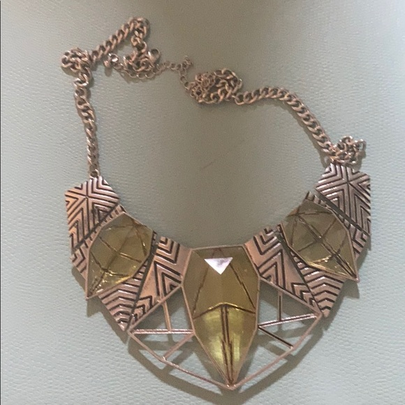 Vintage Torrid statement necklace
